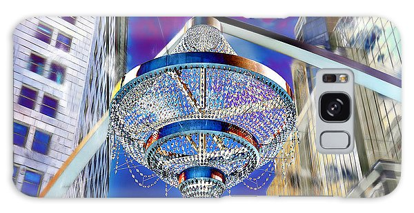 Cleveland Playhouse Square Outdoor Chandelier - 1 Galaxy Case