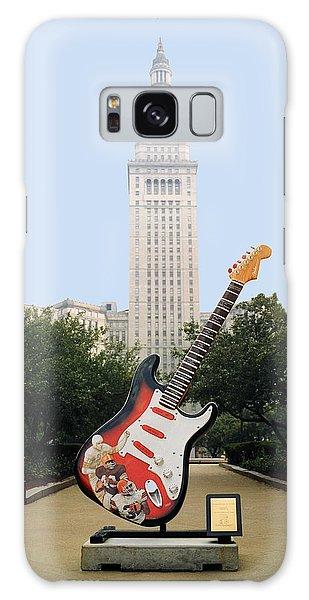 Cleveland Rocks Galaxy Case