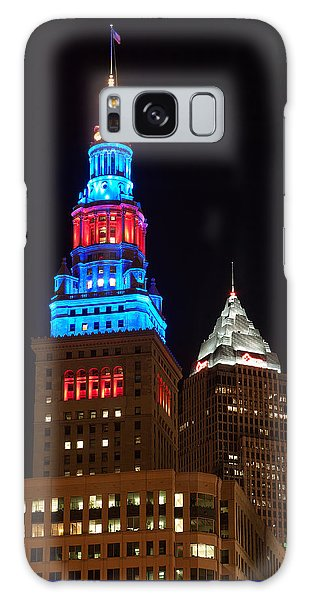 Cleveland Towers Galaxy Case