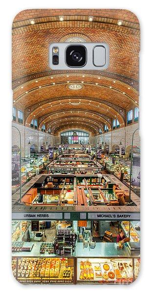 Cleveland West Side Market IIi Galaxy Case