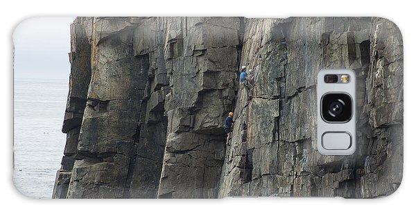Cliff Climbers Galaxy Case