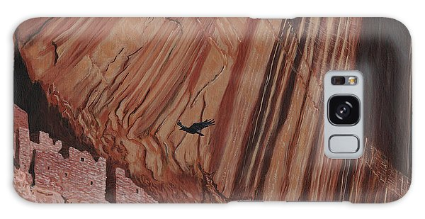 Cliff Home Galaxy Case