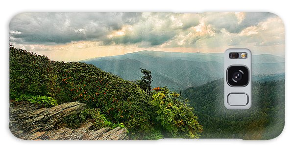 Cliff Tops At Mt. Leconte Gsmnp Galaxy Case