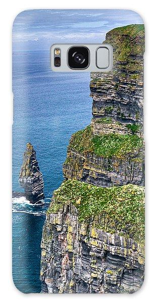 Cliffs Of Moher 41 Galaxy Case
