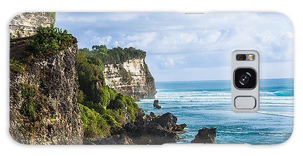 Cliffs On The Indonesian Coastline Galaxy Case