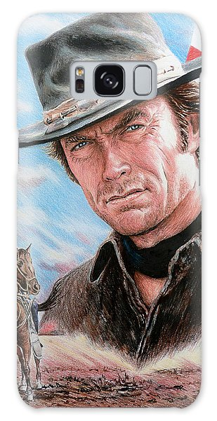 Clint Eastwood American Legend Galaxy Case