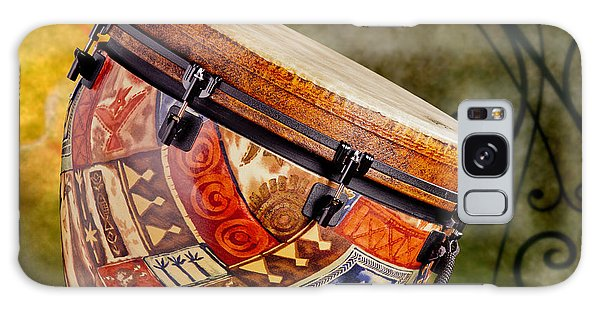 Clissic Djembe African Drum Photograph In Color 3334.02 Galaxy Case