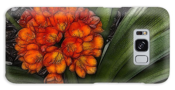 Clivia Galaxy Case by Photographic Art by Russel Ray Photos