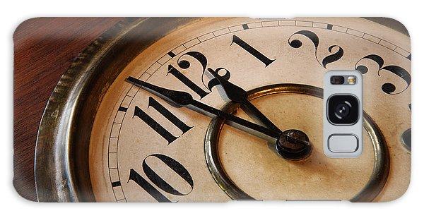 Antique Galaxy Case - Clock Face by Johan Swanepoel