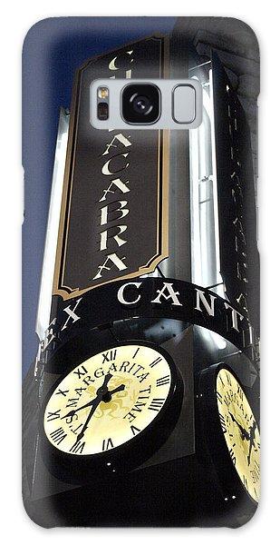 Clock Sign Chupacabra Cantina Galaxy Case