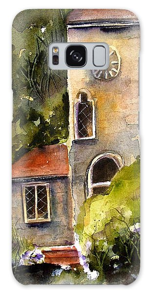 Clock Tower England Galaxy Case