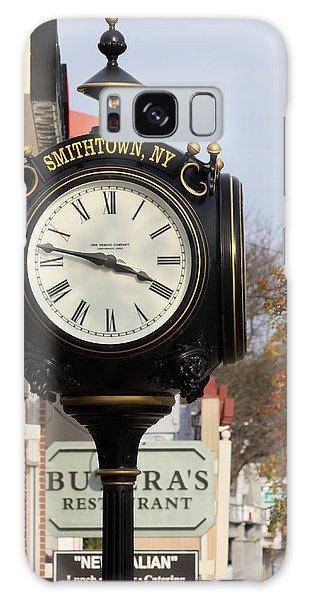 Clock Tower Smithtown New York Galaxy Case