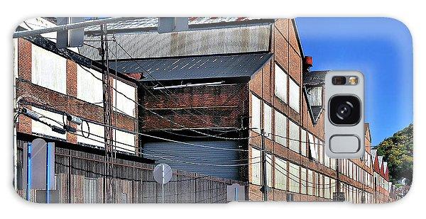 Closed Steel Mill Galaxy Case