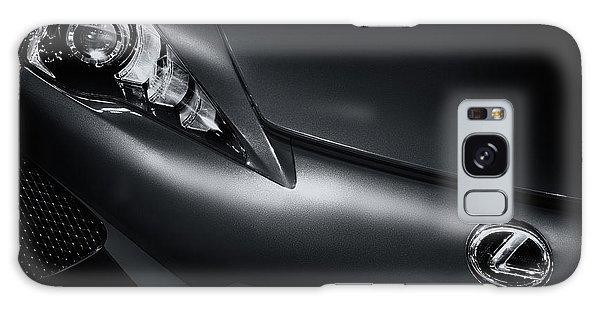Closeup Of Lexus Lfa Car Galaxy Case