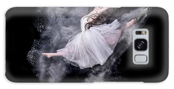 Jump Galaxy Case - Cloud Dancer by Pauline Pentony Ma