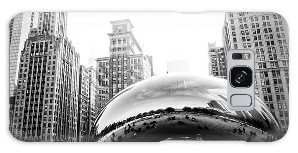 Cloud Gate Dark And Gritty Galaxy Case