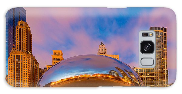 Chicago Art Galaxy Case - Cloud Gate Number 4 by Inge Johnsson