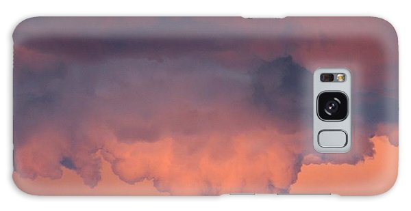 Cloud Man Galaxy Case