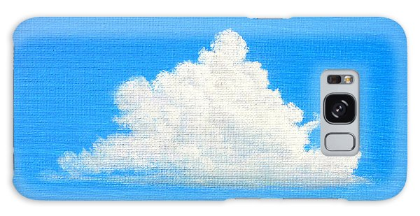 Cloud Over Wetlands Galaxy Case
