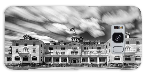 Cloud Painting At The Stanley Hotel Galaxy Case