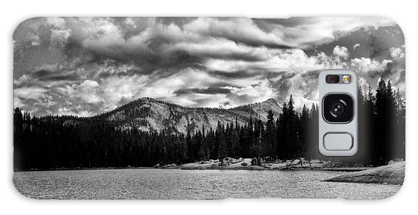 White Mountain National Forest Galaxy Case - Cloud Symphony by Cat Connor