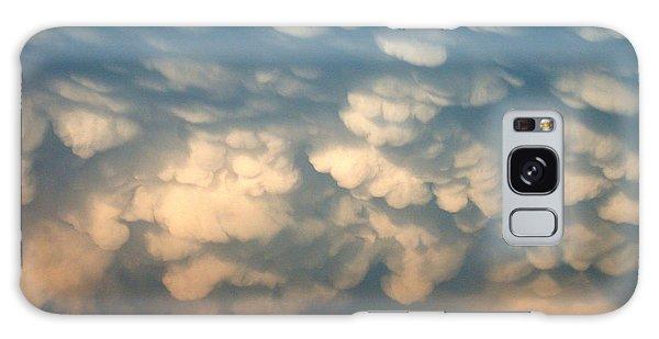 Cloud Texture Galaxy Case
