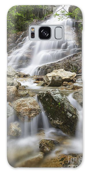 Cloudland Falls - Franconia Notch State Park New Hampshire Usa Galaxy Case