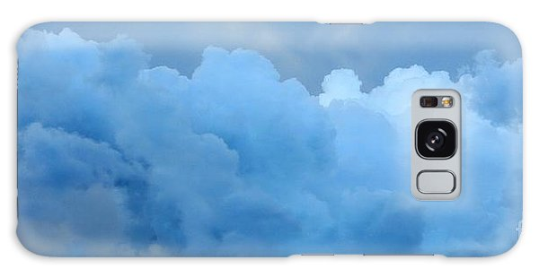 Clouds 2 Galaxy Case by Leanne Seymour