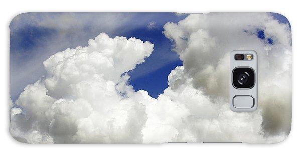 Clouds Above Me Galaxy Case