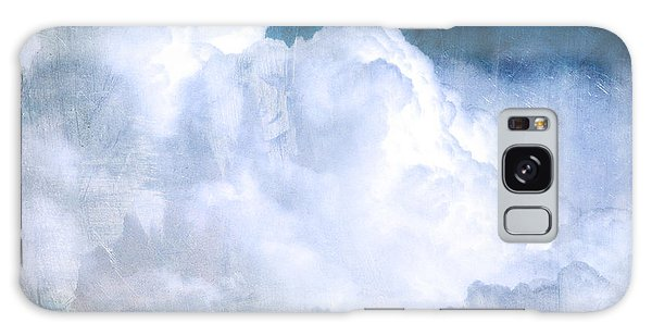 Clouds And Ice Galaxy Case