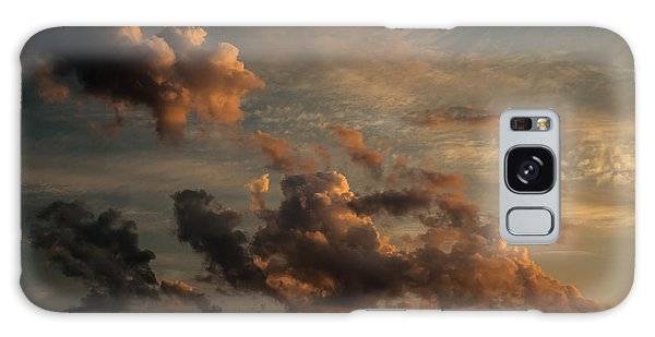 Clouds For Rembrandt Galaxy Case