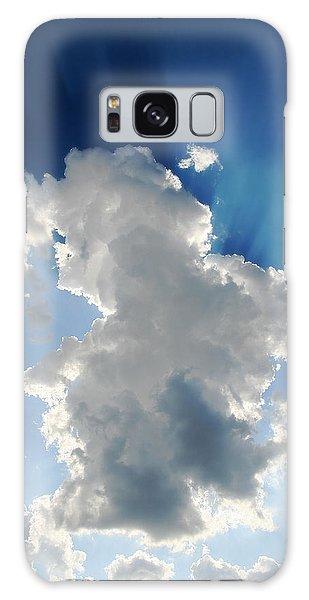 Clouds In The Sun Galaxy Case