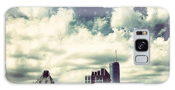 Architecture Galaxy Case - Clouds by Jill Tuinier