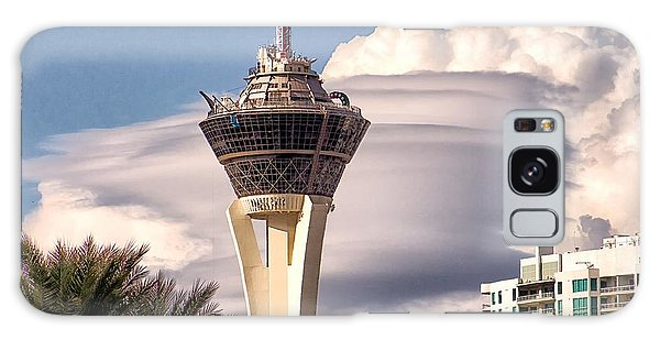 Clouds Make Vegas Galaxy Case by Michael Rogers
