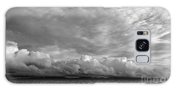 Clouds Over Alabat Island Galaxy Case