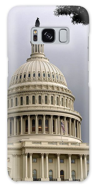 Clouds Over Congress Galaxy Case