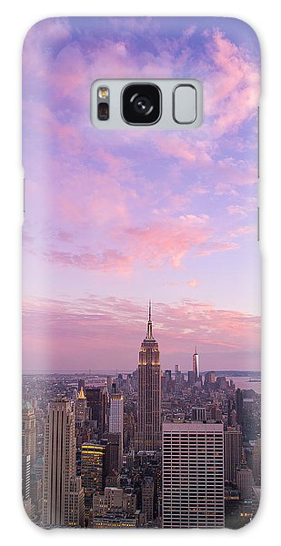 clouds over Empire State Galaxy Case