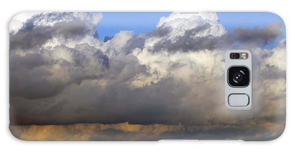 Clouds Over Portsmouth Galaxy Case by Tony Murtagh