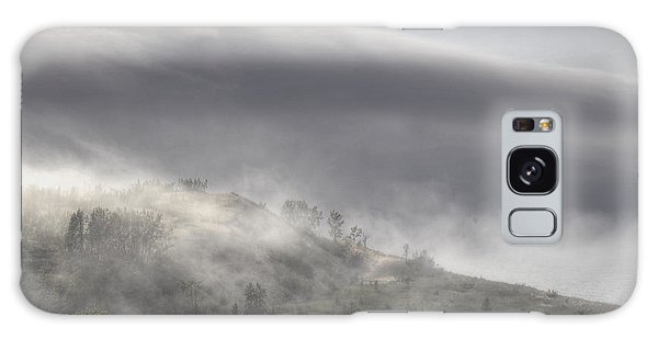 Clouds Over Sleeping Bear Dunes 1 Galaxy Case