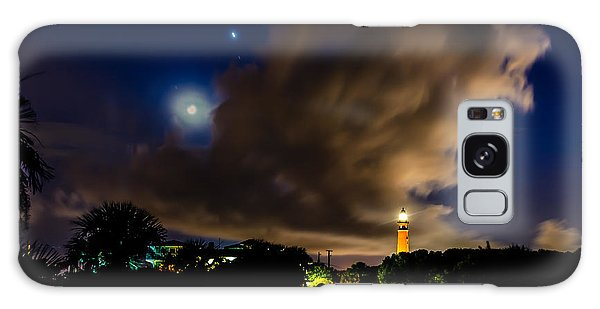 Clouds Over The Lighthouse Galaxy Case by Alan Marlowe