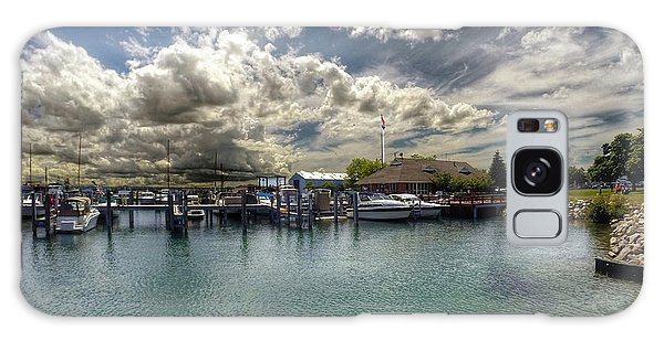 Clouds Over The Marina Galaxy Case