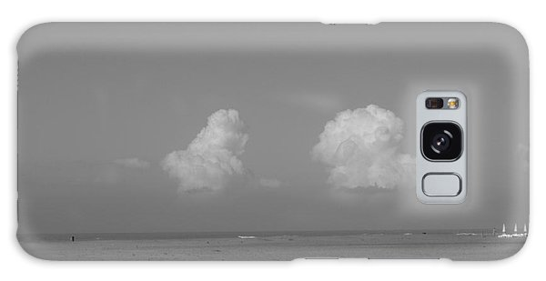 Clouds Over The Sea Galaxy Case