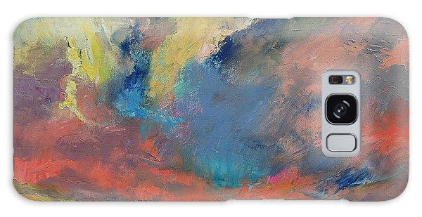 Cloudscape Galaxy Case - Cloudscape by Michael Creese