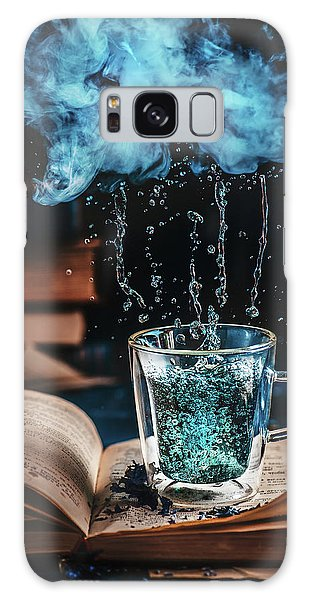 Drop Galaxy Case - Cloudy Days by Dina Belenko