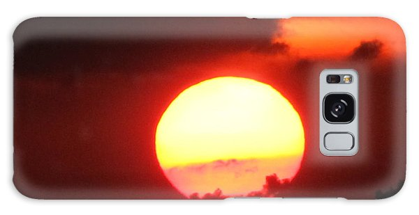 Cloudy Sunset 21 May 2013 Galaxy Case