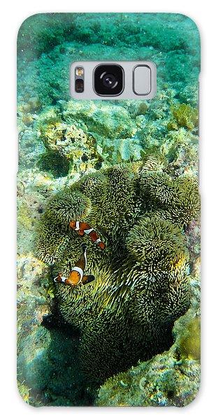 Clown Fish Galaxy Case