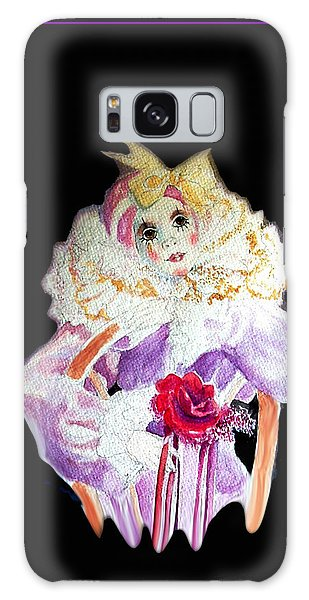 Clown Thinking Blank For You Galaxy Case