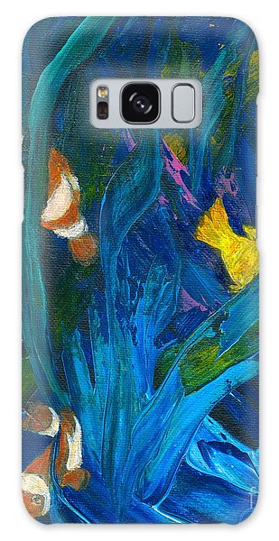Clowning Around Galaxy Case by Denise Hoag