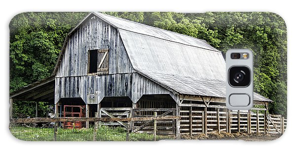 Clubhouse Road Barn Galaxy Case