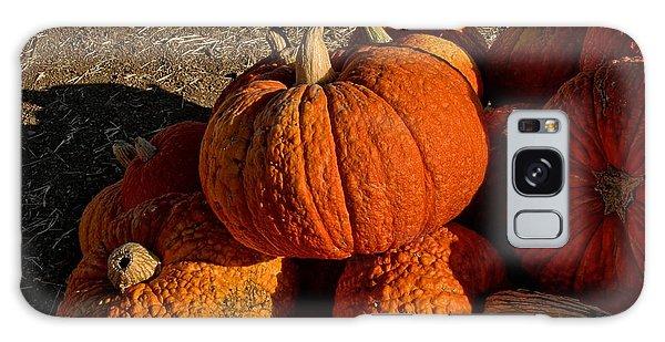 Knarly Pumpkin Galaxy Case